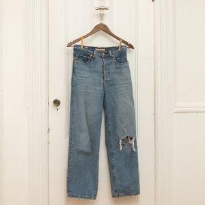Levi's Ribcage jean